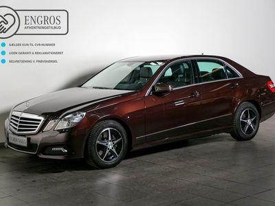 brugt Mercedes E250 2 CDi Avantgarde aut. BE