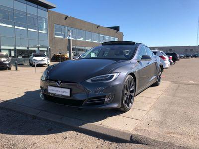 brugt Tesla Model S 100D el EL AWD 422HK 5d Aut.