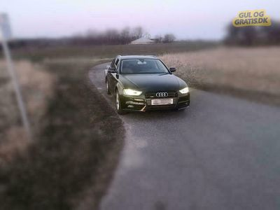 brugt Audi A4 Avant Ambiente - ACC - Lane assist