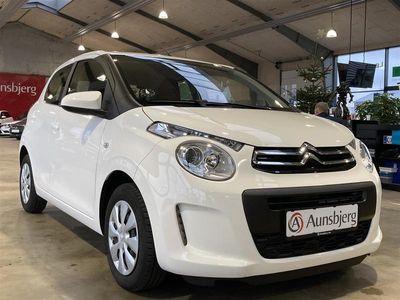 brugt Citroën C1 1,0 VTi Attaque 72HK 5d