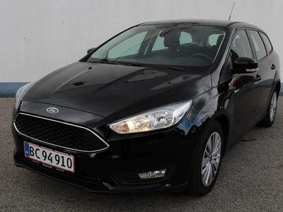 brugt Ford Focus 1,0 SCTi 100 Trend st.car