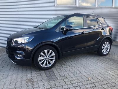 used Opel Mokka X 1,4 Turbo Innovation Start/Stop 140HK 5d
