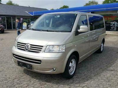 brugt VW Caravelle 2,5 TDI 174HK