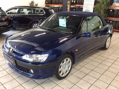 brugt Peugeot 306 Cabriolet 1,6