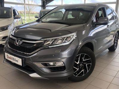 brugt Honda CR-V 1,6 i-DTEC Elegance Plus Navi & ADAS 120HK 5d 6g