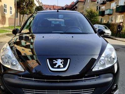 brugt Peugeot 206 HDI 5D 68HK 1,4