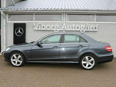 brugt Mercedes E200 CDi aut. BE