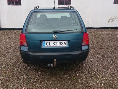 brugt VW Golf 2,0 AUT. VARIANT