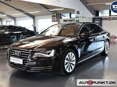 brugt Audi A8 2,0 TFSi Hybrid quattro Tiptr.