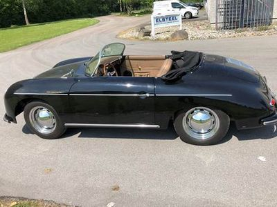 brugt Porsche 356 speedster replica 1,6
