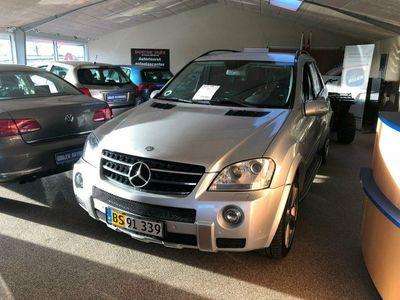 gebraucht Mercedes ML63 AMG 6,3 AMG aut. 4-M Van