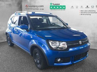 brugt Suzuki Ignis Dualjet Active