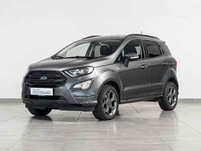 used Ford Ecosport 1,5 TDCi ST-Line 100HK 5d