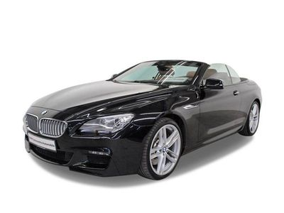 used BMW 650 Cabriolet i 4,4 xDrive aut.