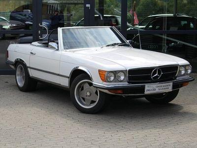 gebraucht Mercedes SL450 4,5 Cabriolet aut.