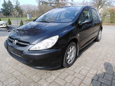 usado Peugeot 307 1,6 110HK 5d