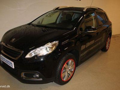 brugt Peugeot 2008 1,6 e-HDi Active 92HK