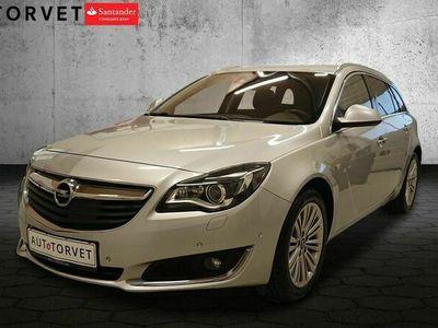 brugt Opel Insignia 1,6 CDTi 136 Cosmo Sports Tourer aut.