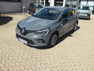 brugt Renault Clio 1,3 TCE Intens EDC 130HK 5d 7g Aut.