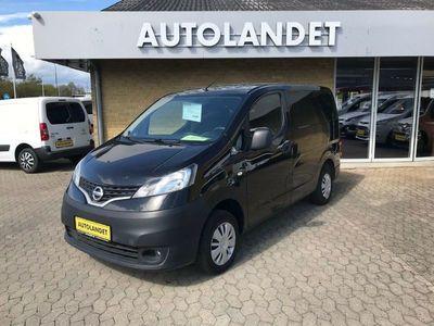 brugt Nissan NV200 1,5 dCi 110 Comfort+ Van