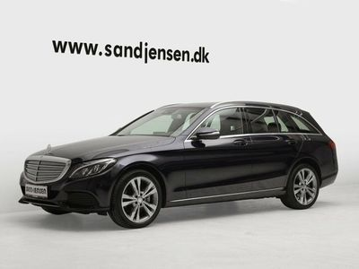 second-hand Mercedes C250 2,2 BlueTEC Exclusive stc. 4-M