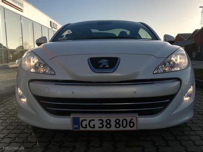 brugt Peugeot RCZ 1,6 THP 156HK 2d 6g