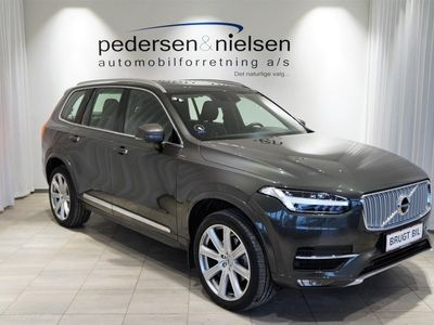 begagnad Volvo XC90 7 Sæder 2,0 D5 Inscription AWD 235HK 5d 8g Aut.