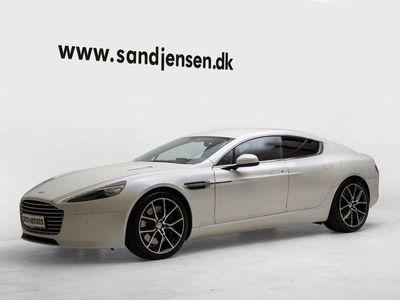 brugt Aston Martin Rapide S 6,0 aut.