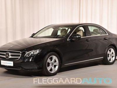 brugt Mercedes E220 0 D Business 9G-Tronic 194HK 9g Aut.