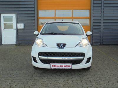 begagnad Peugeot 107 1,0 Comfort