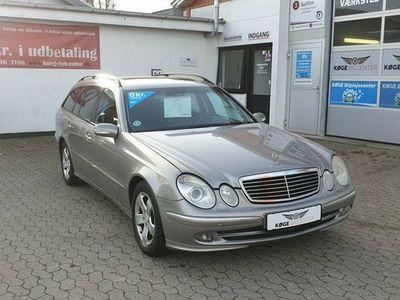 used Mercedes E320 2 CDi Avantgarde stc. aut.