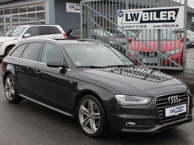 brugt Audi A4 2,0 TDi 136 Ultra S-line Avant