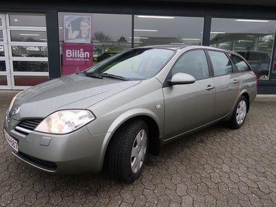 brugt Nissan Primera 1,6 Visia 109HK Stc