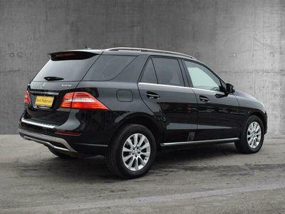 brugt Mercedes ML350 d 3,0 Bluetec 4x4 258HK Van 7g Aut.