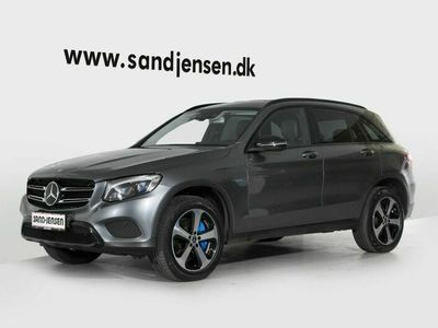 brugt Mercedes GLC350 e 2,0 aut. 4Matic