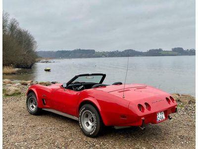 brugt Chevrolet Corvette 5,7 v8 automatic cabriolet