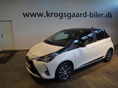 gebraucht Toyota Yaris 1,5 VVT-I T3 Premium 111HK 5d