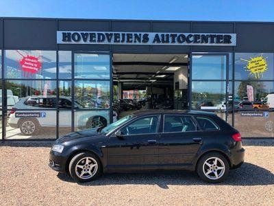 usado Audi A3 Sportback 2,0 TDi 140 Ambiente