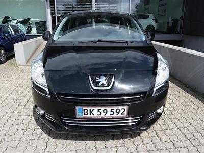brugt Peugeot 5008 2,0 HDI Premium 150HK 6g
