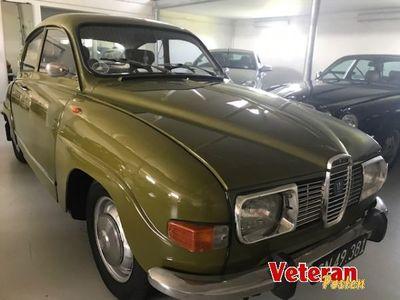 brugt Saab 96 v4 sedan