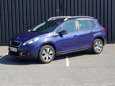 used Peugeot 2008 1,6 e-HDi Active 92HK