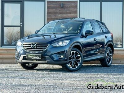 gebraucht Mazda CX-5 2,2 Sky-D 175 Optimum AWD