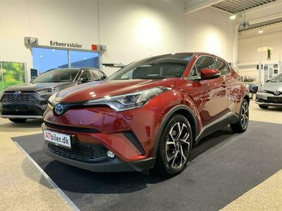 brugt Toyota C-HR 1,8 B/EL Premium Selected Multidrive S 122HK 5d Aut. A+++