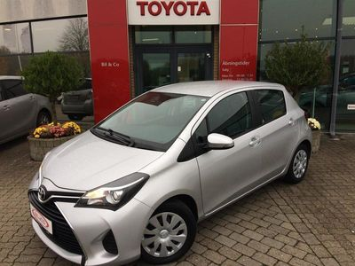 brugt Toyota Yaris 1,0 VVT-I T2 Touch 69HK 5d