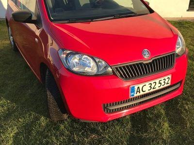 gebraucht Skoda Citigo 1.0 MPI 60 HK 3-Dørs Hatchback