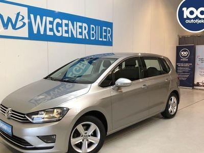 brugt VW Golf Sportsvan 2,0 TDI BMT Highline 150HK 6g