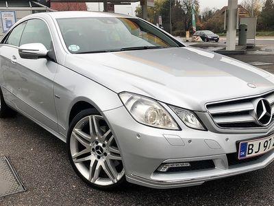 brugt Mercedes E350 CGI