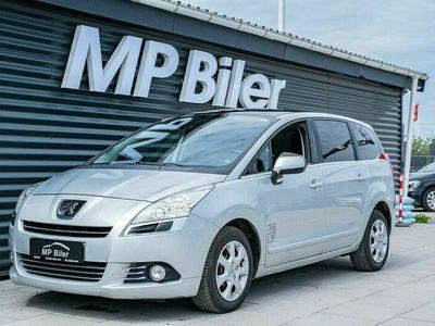 brugt Peugeot 5008 2,0 HDi 150 Premium Van