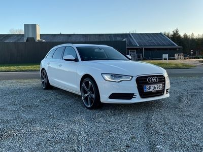 brugt Audi A6 AVANT 2,0 TFSI AUT.