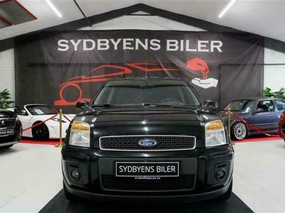 brugt Ford Fusion 1,6 TDCi Fusion+ 90HK 5d